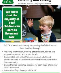 NEW: DELTA Leaflet for 2021